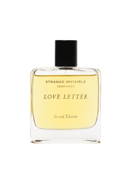 Strange Invisible Perfumes Love Letter, Second Edition