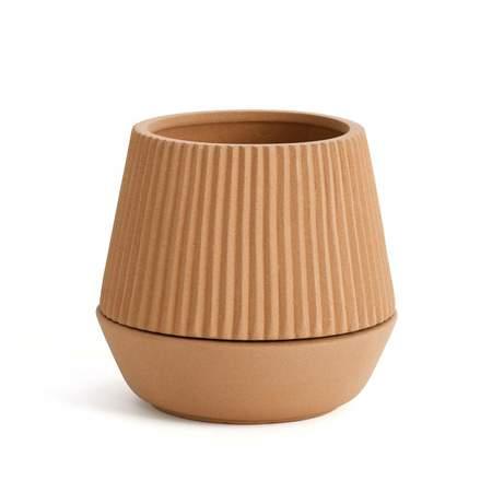 Umbra Shift Pleated Pot