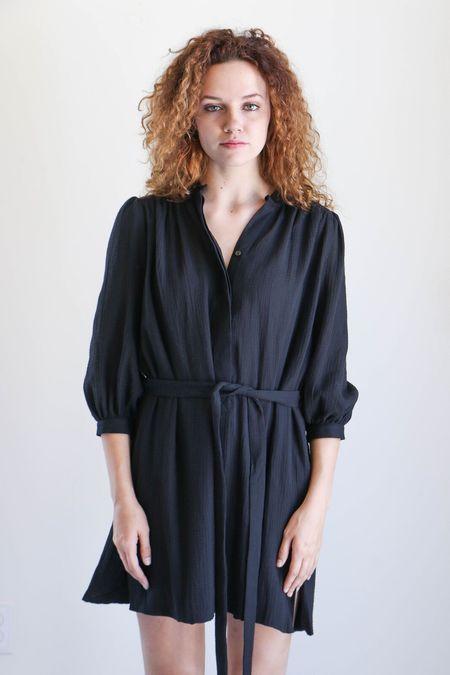 Heidi Merrick Marish Dress - Black
