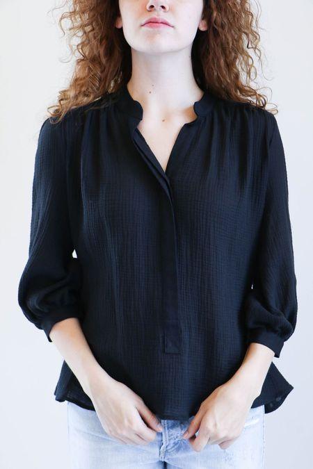 Heidi Merrick Marish Top - Black