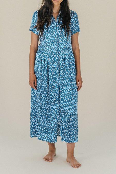 Suzie Winkle Jodie Dress - Bluebell