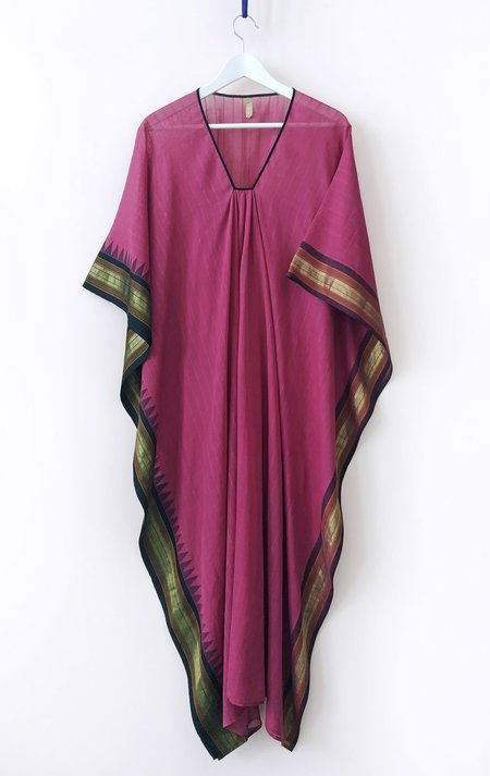 Two Caftan - Raspberry