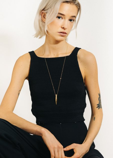 Wolf Circus Avery Necklace - Silver