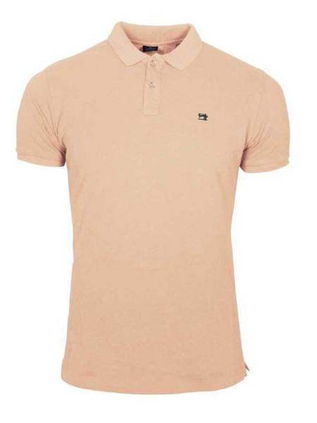 Scotch & Soda Classic Polo - Volcano Dust