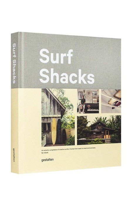 Surf Shacks Hardcover Book