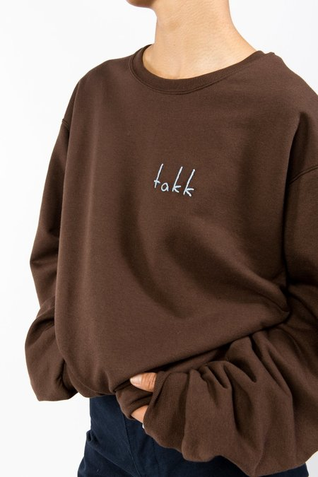 Omondi Custom Sweatshirt - Takk