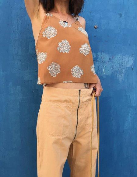 No.6 Darcy Cami - Hydrangea Flower Pattern