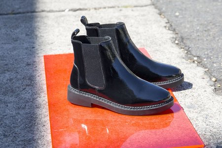 """""""Intentionally __________."""" CC Boots - Black"""