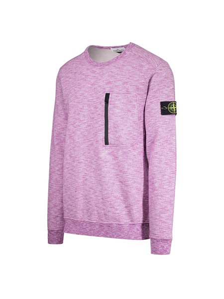 Stone Island Sweatshirt - Magenta