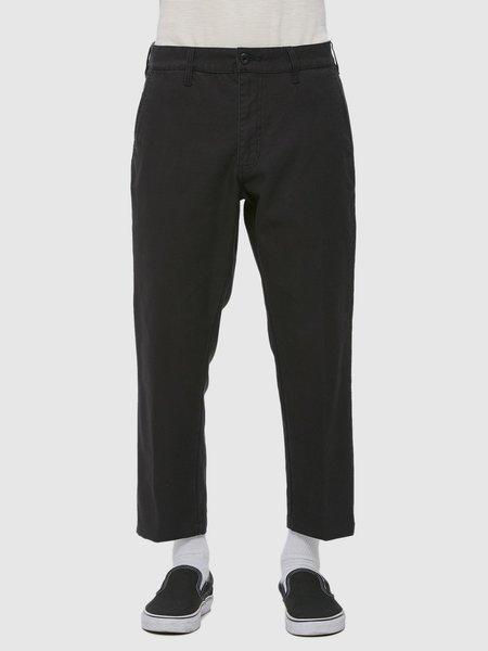 Obey Straggler Carpenter II Pants - Black