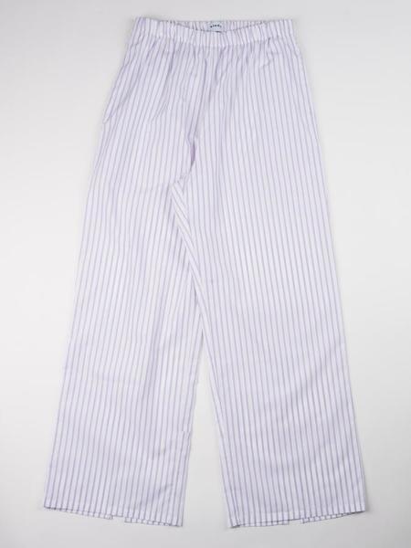 Kinda Sleepwear Mary Set - Strawberry/Milk Stripe