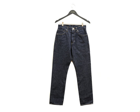 Goldsign The Benefit High Rise Relaxed Straight with Clean Set Pockets
