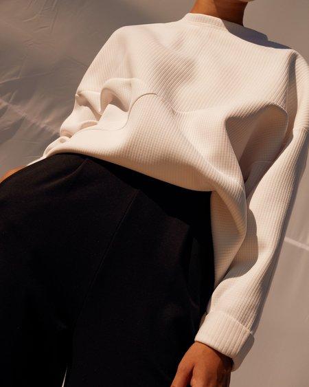 Odeyalo Manitoba Sweatshirt - White