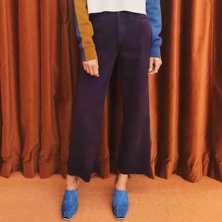 Simon Miller Letha Jeans - violet