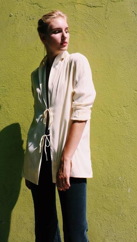 Capulet Millie Blazer - Vanilla