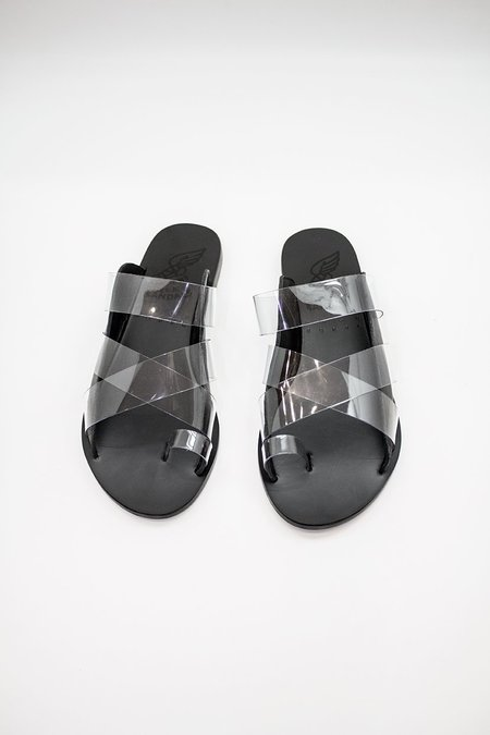 Ancient Greek Sandals Clear Evi Sandals