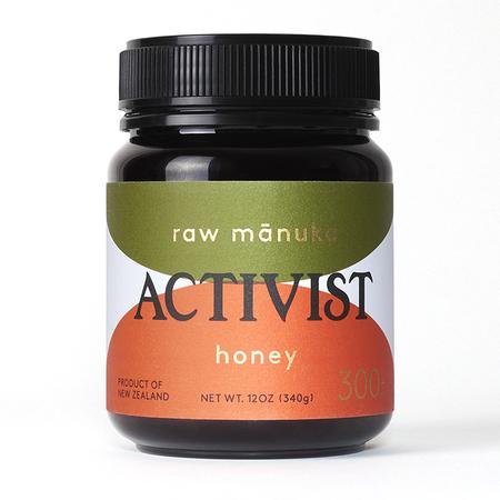 Activist Raw Mānuka Honey 300+ MGO