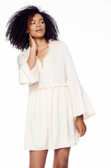 Stella Pardo Arsene Dress - Rose