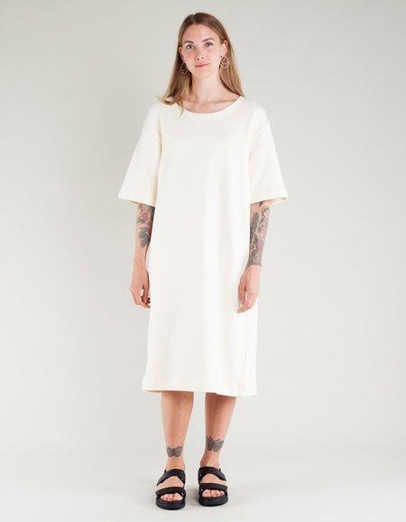 Sunja Link Knit Dress - Un-Bleached