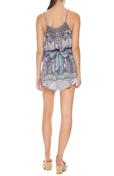 CAMILLA Playsuit - Wings To Fly