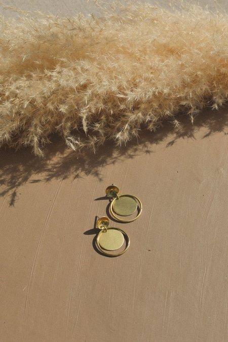 Mahnal Eclipse Earrings
