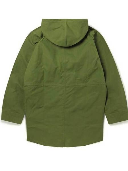 Albam Fishtail Parka - Leaf Green