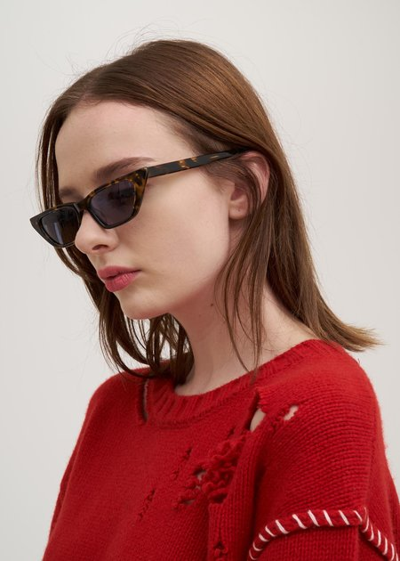 Ambush Molly Sunglasses - Tortoise