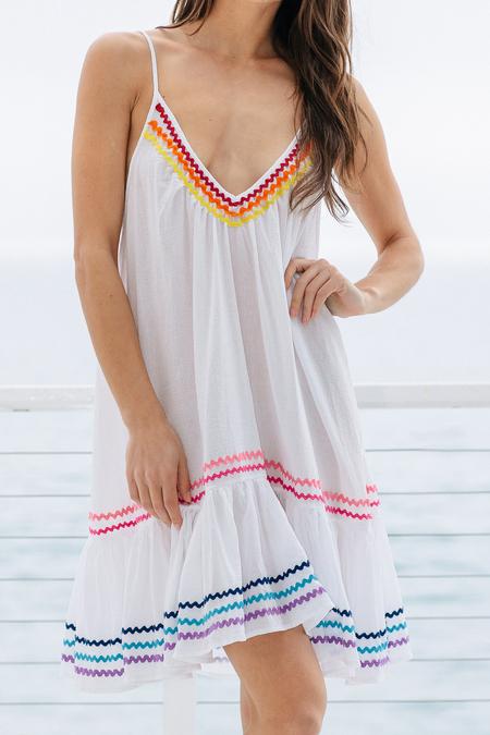 9 Seed St. Tropez Mini Dress
