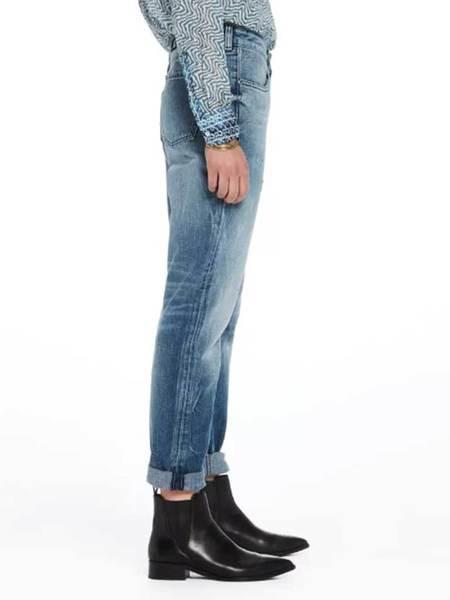 Maison Scotch Bandit Boyfriend Jeans - blue