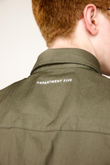 DEPARTMENT.5 Maverick Jacket - MILITARY