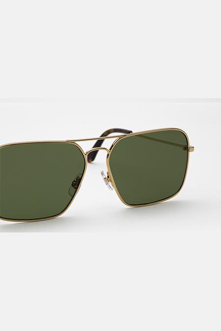 Super Sunglasses Iggy Sunglasses - Green
