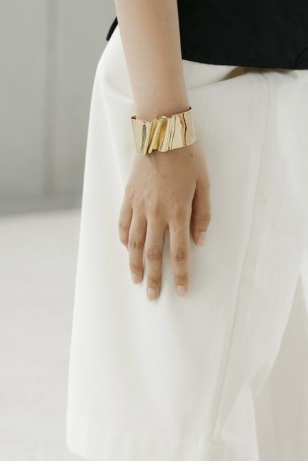 Anne Thomas Yvonne Cuff Bracelet