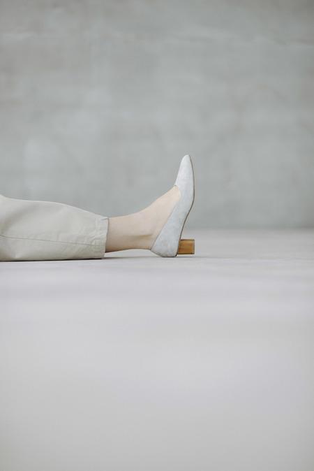 Anne Thomas Oslo - Suede Cristallo