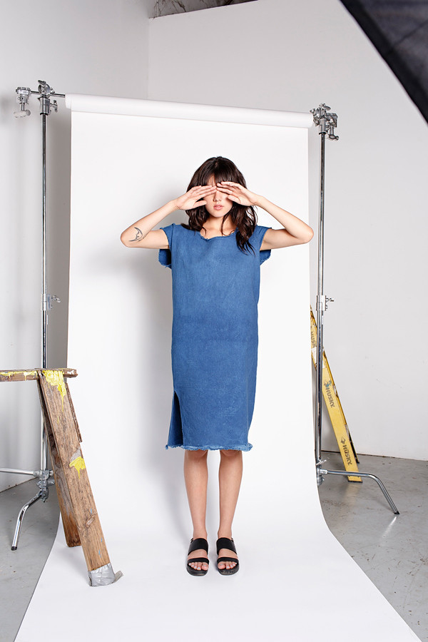 Miranda Bennett Basic Dress