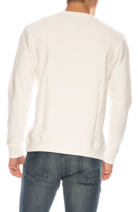 THE ART OF SCRIBBLE Donnie Sweatshirt - IVORY