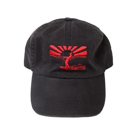 Krammer & Stoudt SUNSET SURFER CAP - BLACK