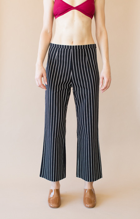 Side Party Play Pant - Stripe