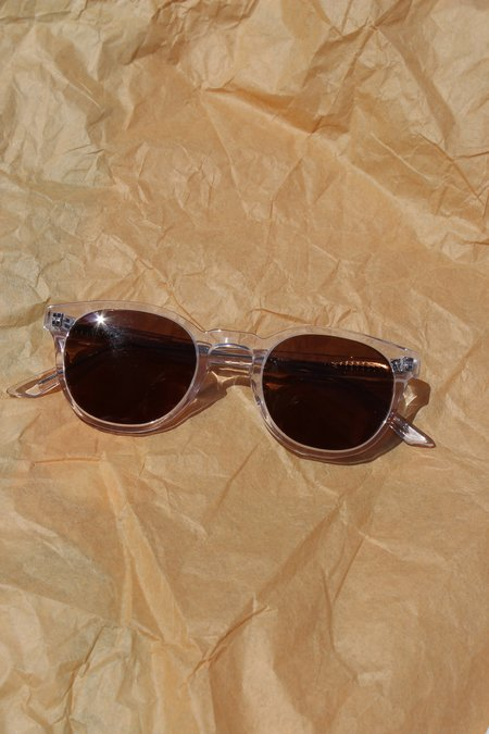 lowercase nyc Marlton Sunglasses - Crystal