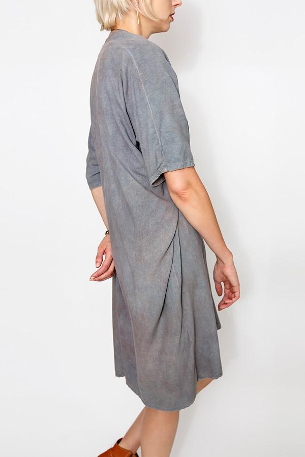 Miranda Bennett Muse Dress   Oversized Silk