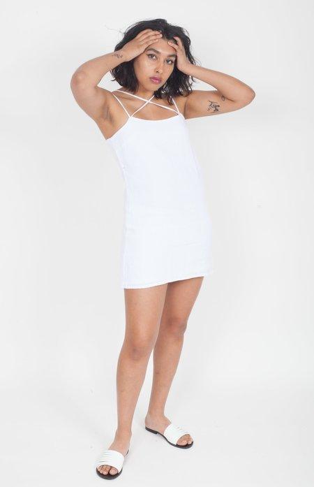SIR the Label Meja Mini Dress - White