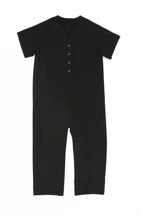 Ilana Kohn Henry Coverall in Inky Canvas