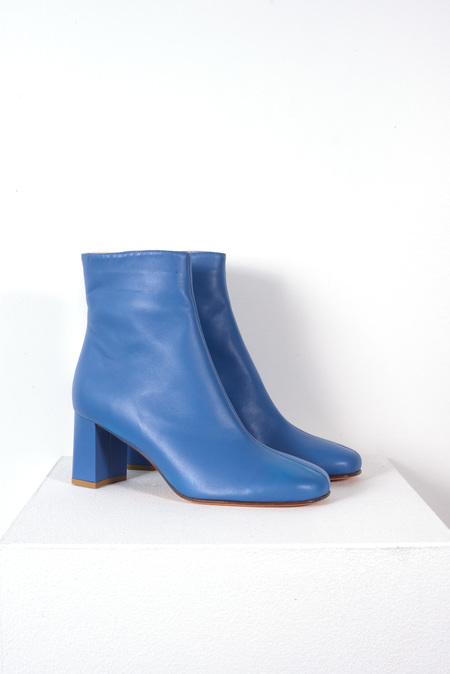 Maryam Nassir Zadeh Agnes Boot in Pacific Calf