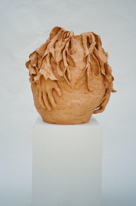 Jaye Kim Large Coral Vase