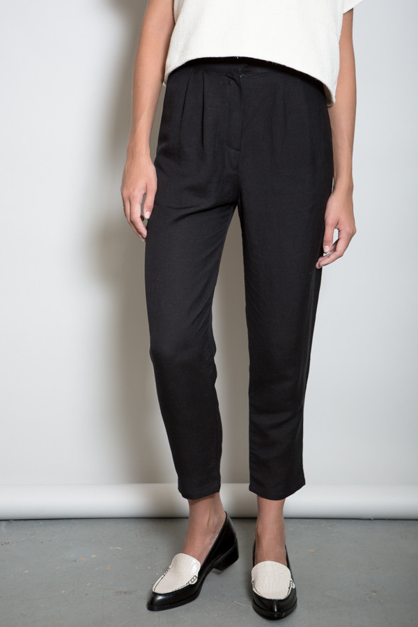 First Rite Ankle Trouser