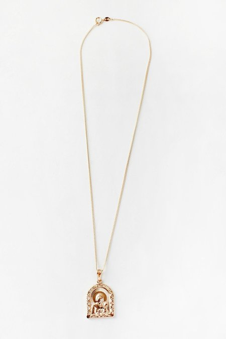 Reliquia Mary Necklace - GOLD