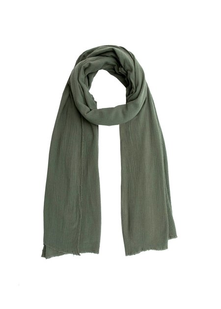 DONNI. Cheer Scarf - GREEN