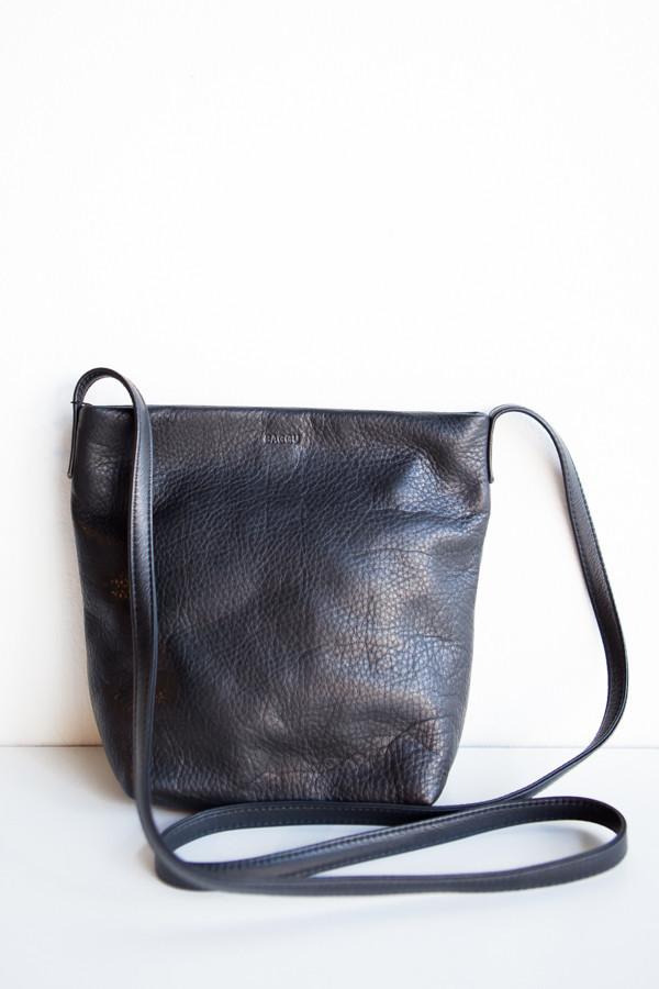 Baggu Crossbody Leather Purse