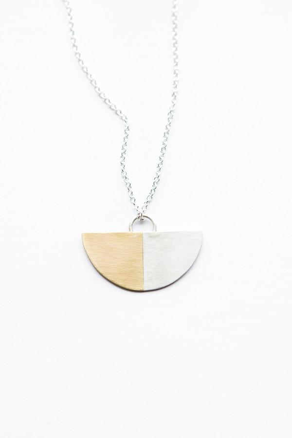 Crossroad Necklace
