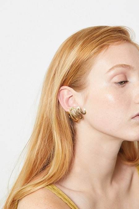 Luiny Undulations Earrings