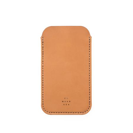 MAKR iPhone 7/8 Sleeve - RUSSET